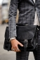 Preview: BULL&HUNT business bag-washed black
