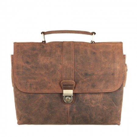 WORK BAG HUNTER BROWN