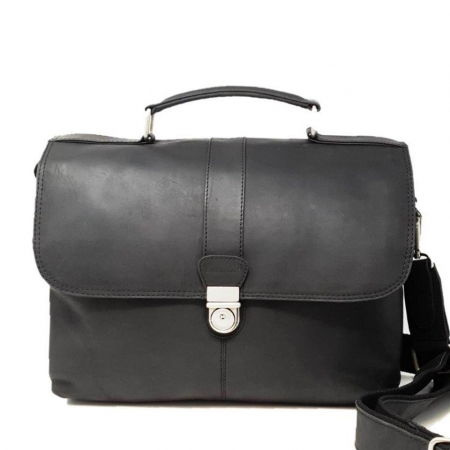WORK BAG HUNTER BLACK