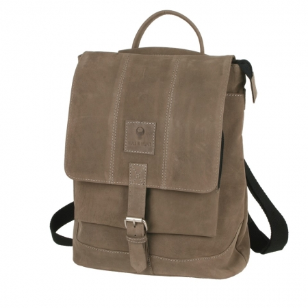 DAYBAG HUNTER GREY