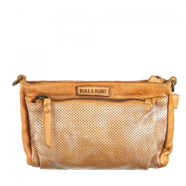 CASUAL BELTBAG PERFO YELLOW