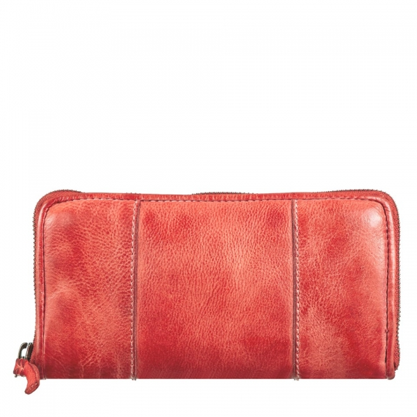 ZIPWALLET LIGHT RED